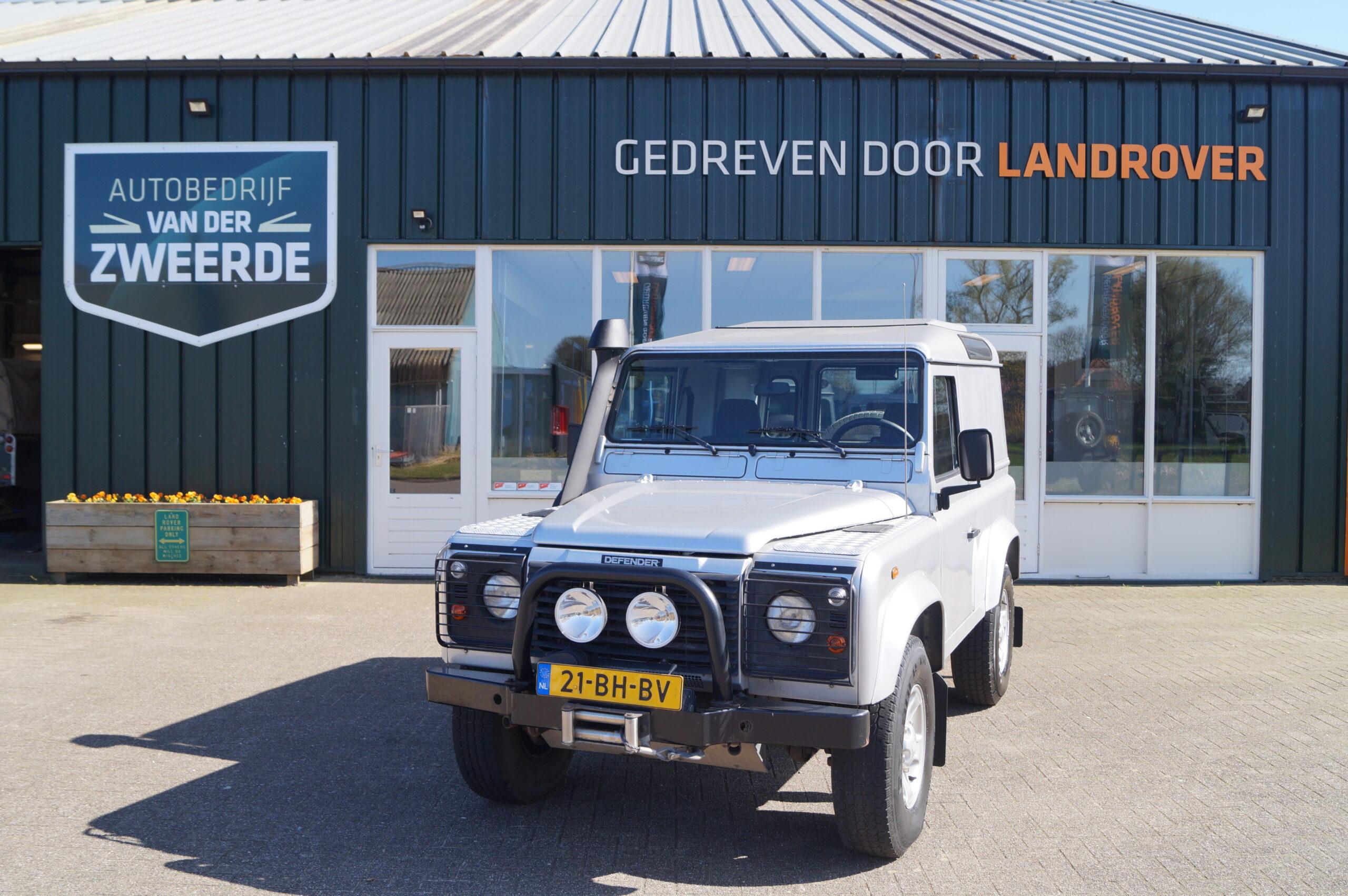 Auto bedrijf van der Zweerde uw Land en Range Rover specialist