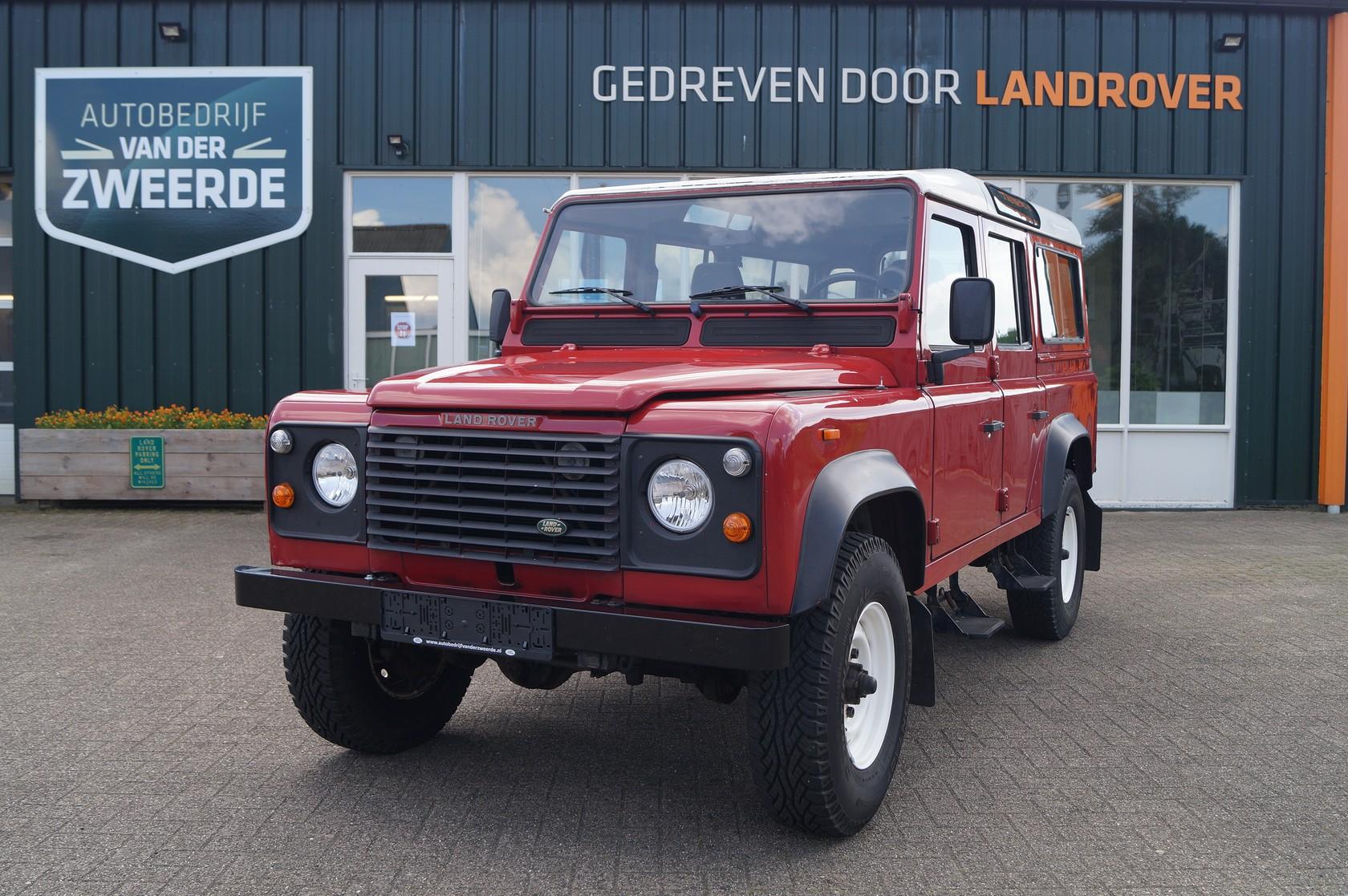 Land Rover Defender 90 Td4 Commercial