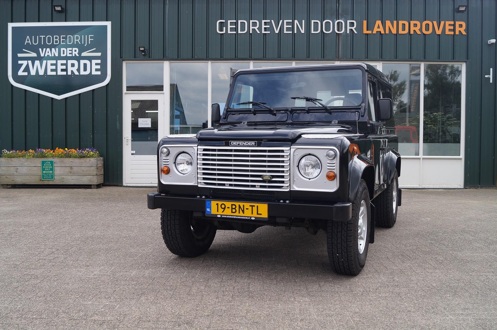 Land Rover Defender 110 Td5 G4 Edition